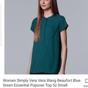 Simply Vera by Vera Wang blouse